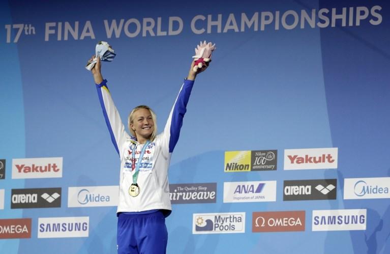 WK ZWEMMEN. Hongaarse Hosszu pleziert thuispubliek met tweede goud, wereldtitel voor Sjöström