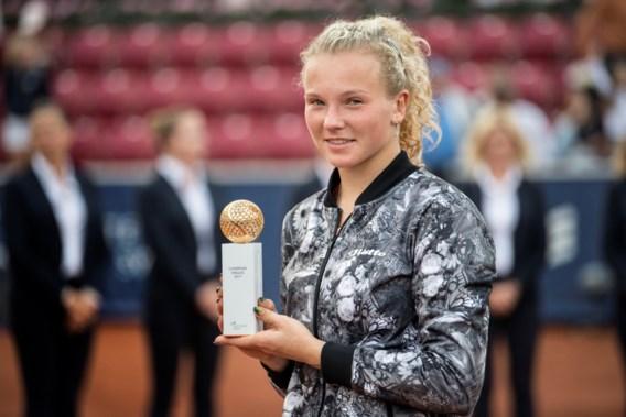 Siniakova pakt tweede toernooizege op WTA Bastad