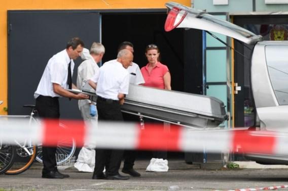 Schutter Duitse nachtclub was eerder buitengegooid