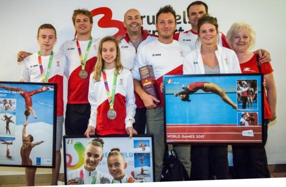 Amal Amjahid verovert tweede gouden medaille op Wereldspelen, touwtrekkers grijpen naast brons