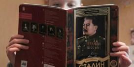Leren over Stalin is 'gevaar voor gezondheid'