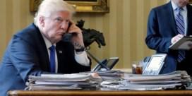 Zo wou Trump Mexico de muur laten betalen