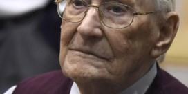Boekhouder van Auschwitz (96) gezond genoeg voor cel