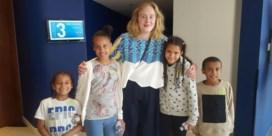 Adele trakteert kinderen Grenfell Tower op een film