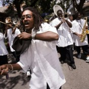 New Orleans, feeststad met zwarte rand