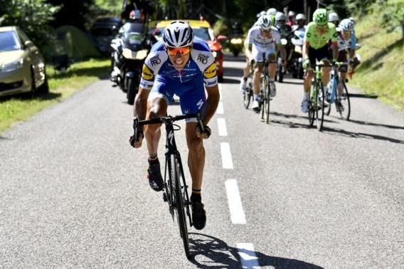 """Philippe Gilbert verlengt zijn contract bij Quick Step Floors: """"Ik droom van zege in Parijs-Roubaix"""""""