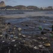 Eén jaar na Olympische Spelen is baai van Rio smeriger dan ooit