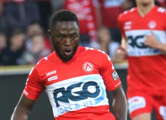 Reviewcommissie laat KV Kortrijk-aanvaller vrijuit gaan