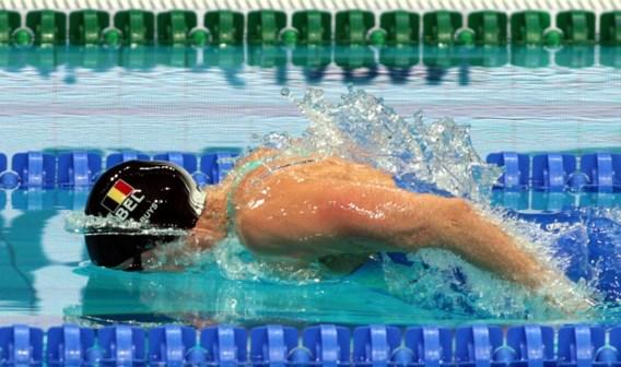 Kimberly Buys zet in Berlijn nieuw Belgisch kortebaanrecord neer in 100m wisselslag