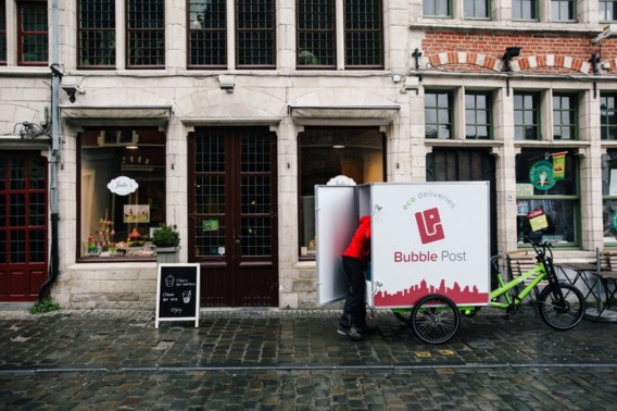 Bpost neemt Bubble Post over