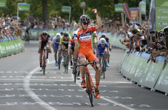 Eindzege in Ronde van Utah voor Canadees Rob Britton, Italiaan Canola wint slotrit