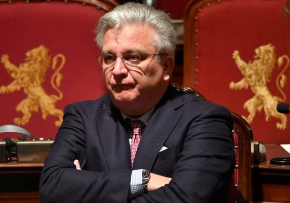 Laurent wilde op pro-Erdogan meeting toespraak houden