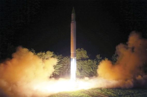 Noord-Korea dreigt met raketaanval op Amerikaanse eiland Guam