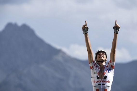 Tourrevelatie Warren Barguil leidt selectie van Sunweb in Vuelta