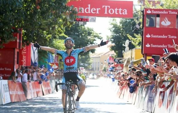 Rui Sousa zegeviert in zesde rit van Ronde van Portugal
