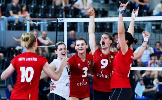 Yellow Tigers winnen eerste oefenpot tegen Slovenië