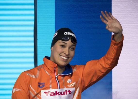 Nederlandse zwemkampioene Ranomi Kromowidjojo gaat door tot Tokio 2020