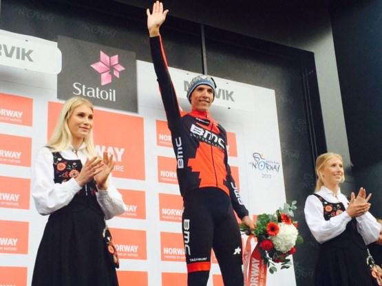 Na Theuns wint vandaag ook Teuns: Belg zet zegereeks voort in Noorwegen