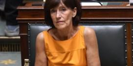 """Laurette Onkelinx: 'Niet jammeren over verleden, """"new PS"""" komt eraan'"""