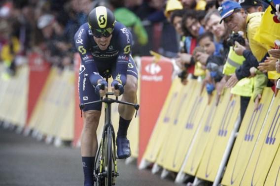 Mathew Hayman, ex-winnaar van Parijs-Roubaix, verlengt bij Orica-Scott