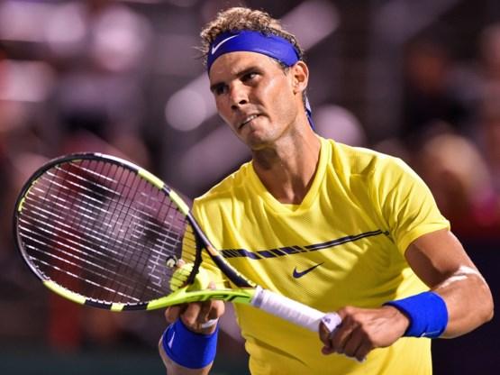 Rafael Nadal grijpt naast kwartfinale in Montreal en naast de eerste plaats op wereldranglijst