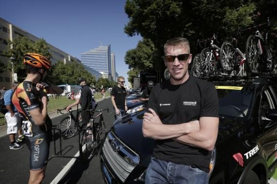 Jongerenteam van Axel Merckx mikt volgend seizoen op Pro Continentale licentie