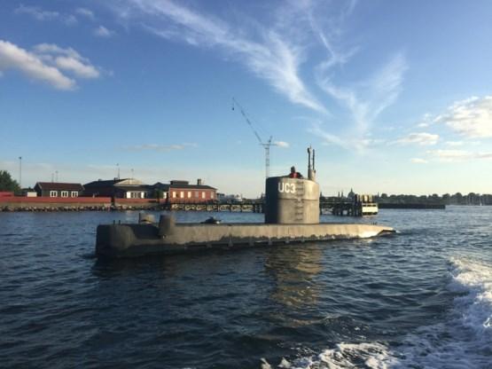 Uitvinder duikboot in de cel na dood van journaliste