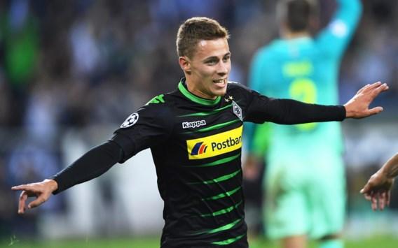 Thorgan Hazard voorkomt met assist blamage voor Mönchengladbach in Duitse beker