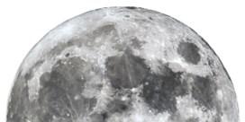 Dynamo van de maan werd lavalamp