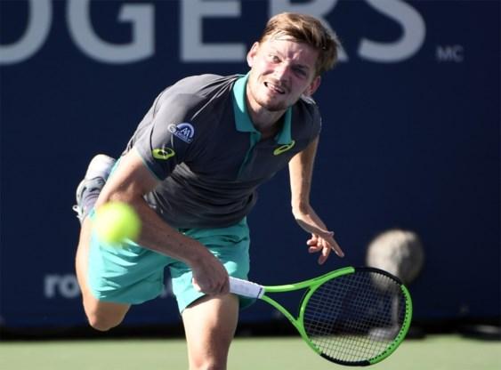David Goffin strandt al in tweede ronde ATP Montreal tegen Zuid-Koreaan