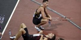 """Belgian Tornados worden net als in Rio vierde op WK atletiek: """"Enorm frustrerend"""""""