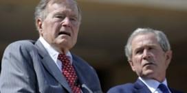 Vader en zoon Bush roepen VS op om 'haat en onverdraagzaamheid' af te wijzen