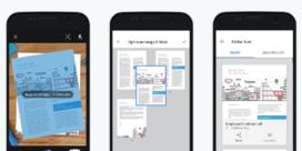 Adobe Scan verandert je smartphone in een scanner