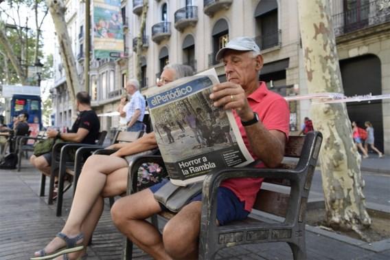 Tui en Thomas Cook contacteren Belgen in Barcelona