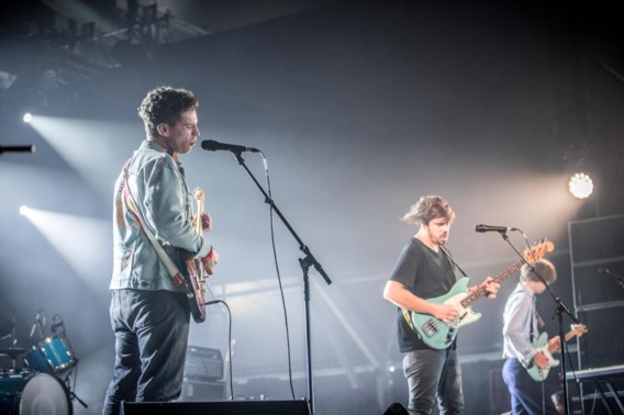Parquet Courts: Brown wordt Byrne