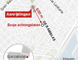 Spanje was vooraf gewaarschuwd voor aanslag