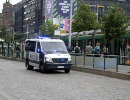 Steekpartij in Finland: twee doden, zes gewonden
