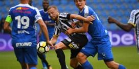 RC Genk te weinig geïnspireerd tegen uitstekend georganiseerd Charleroi