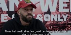 Jelle Van Damme verklaart zijn keuze voor Antwerp