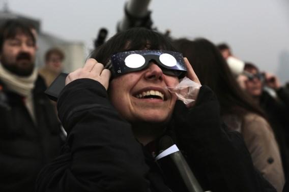 Zenuwen staan gespannen voor 'Great American Eclipse'