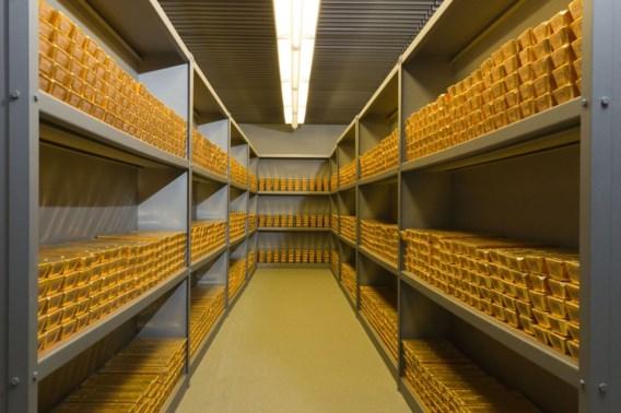 Duitsland haalt buitenlandse goudstaven versneld terug