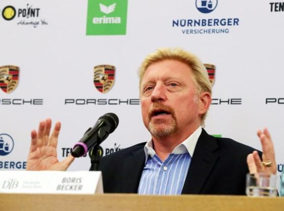 Boris Becker gaat aan de slag bij Duitse tennisbond