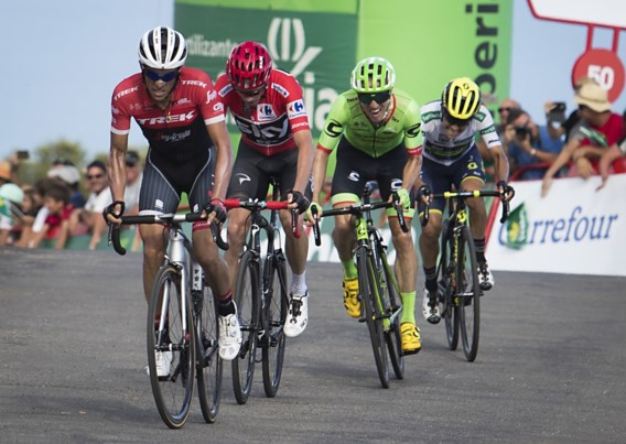 """REACTIES. Froome heeft """"veel geleerd"""" over zijn Vuelta-concurrenten, Lutsenko beleeft mooiste moment in carrière"""