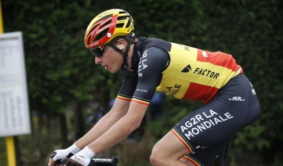Belgisch kampioen Oliver Naesen wint Kortrijk Koerse
