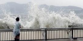 Drie doden na passage tyfoon Hato in Hong Kong en Macau