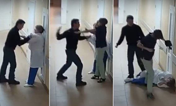 'Beelden van verplegers die in elkaar worden geslagen zijn niet in UZ Leuven opgenomen'