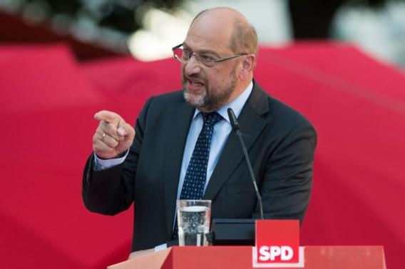 Schulz voor terugtrekking Amerikaanse kernwapens uit Duitsland