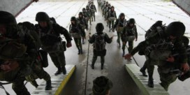 Grootschalig wapenvertoon roept sfeer Koude Oorlog op