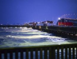 Orkaan Harvey gaat aan land in Texas: 'Verwachten catastrofale overstromingen'