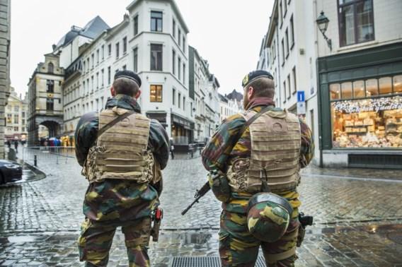 Leger gaat uit van 'straatbewaking' tot minstens 2020